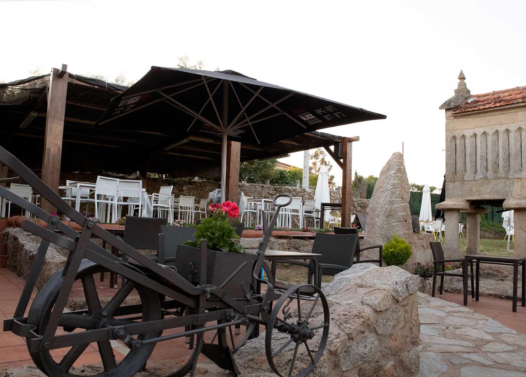 Restaurante en Pontevedra para comer parrillada